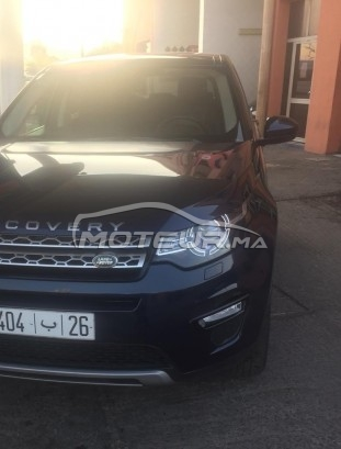 Voiture au Maroc LAND-ROVER Discovery sport - 263757