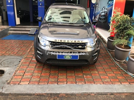 LAND-ROVER Discovery sport Hse luxury pack black مستعملة