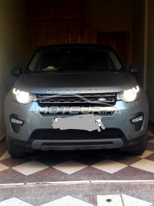 Voiture au Maroc LAND-ROVER Discovery sport Sport - 252365
