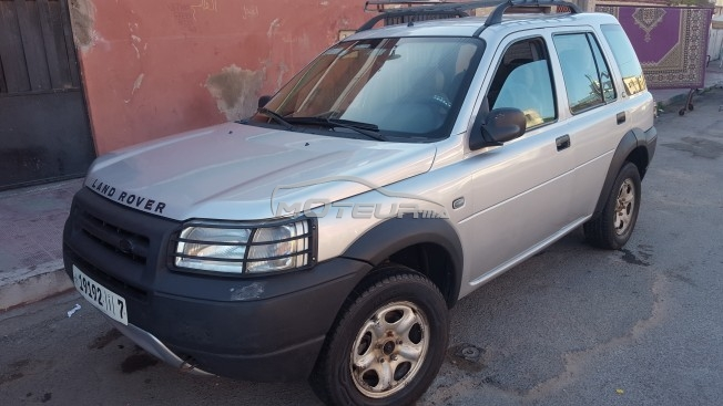 land rover freelander 2003 diesel 153907 occasion casablanca maroc. Black Bedroom Furniture Sets. Home Design Ideas