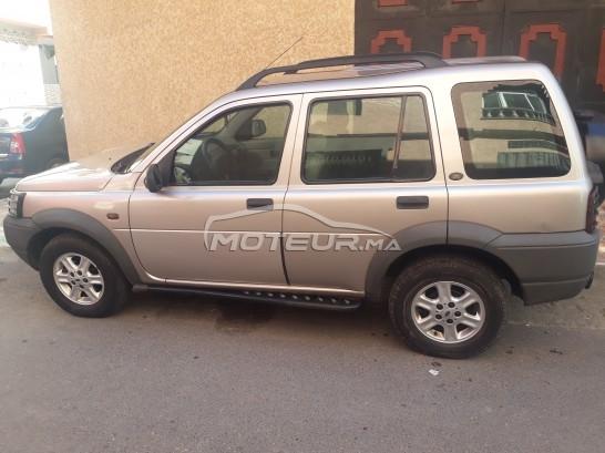 Voiture au Maroc LAND-ROVER Freelander - 250402