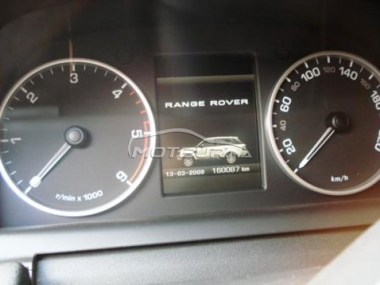 LAND-ROVER Range rover sport Hse occasion 588051