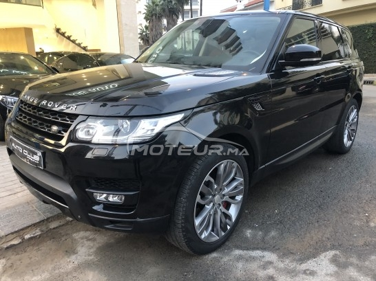 LAND-ROVER Range rover sport Dynamique occasion 655085