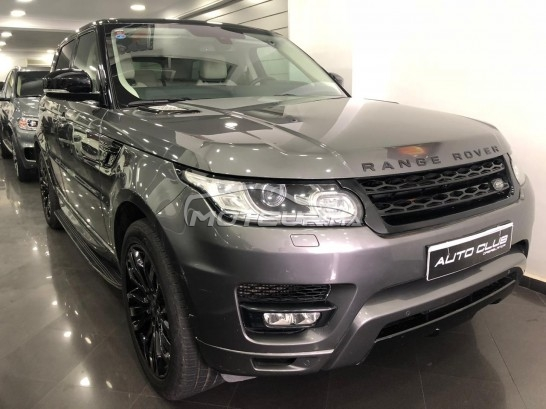 LAND-ROVER Range rover sport Dynamique occasion 599766