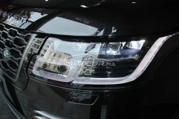 LAND-ROVER Range rover sport Autobiography occasion 681549