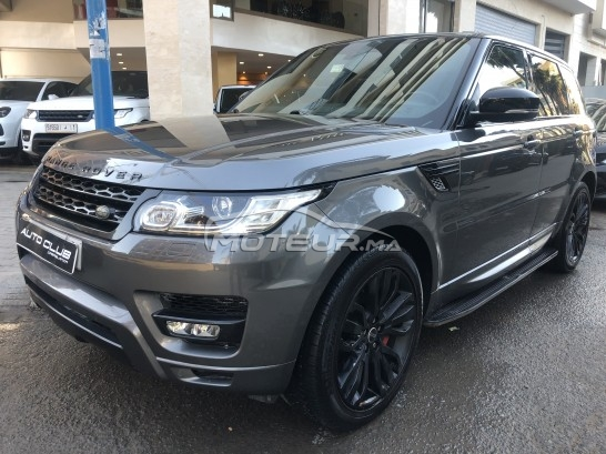 LAND-ROVER Range rover sport Dynamique occasion 711632