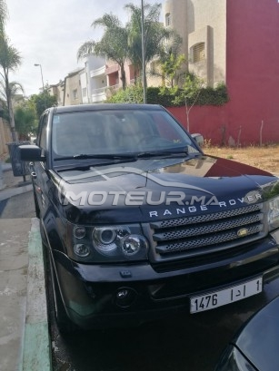 Voiture au Maroc LAND-ROVER Range rover sport Hse - 261734