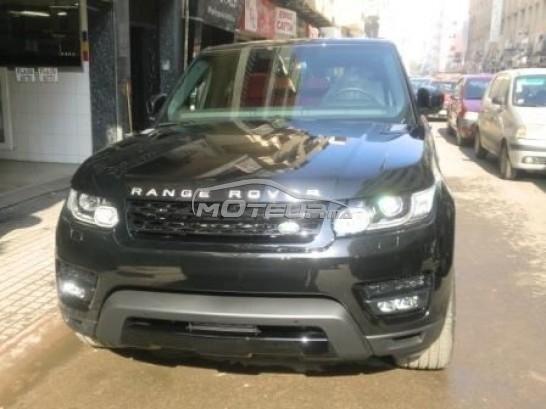 Voiture au Maroc LAND-ROVER Range rover sport Hse sdv6 - 146237