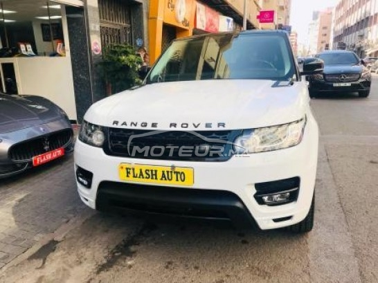 LAND-ROVER Range rover sport Hse occasion 588782