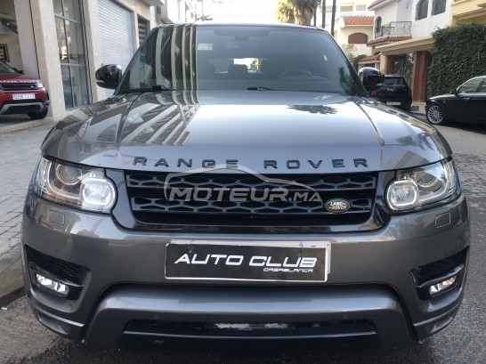 LAND-ROVER Range rover sport Dynamique occasion 711625