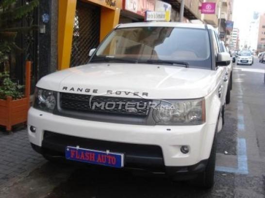 Voiture au Maroc LAND-ROVER Range rover sport Hse - 236744