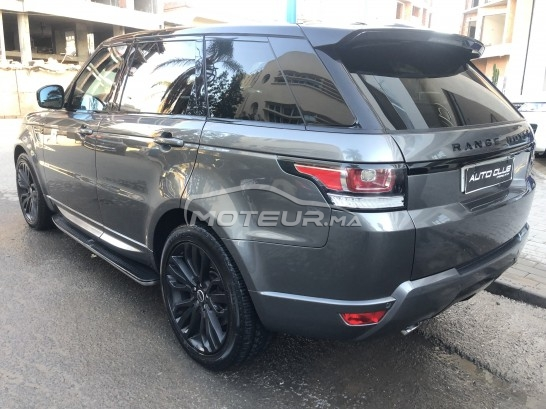 LAND-ROVER Range rover sport Dynamique occasion 711629