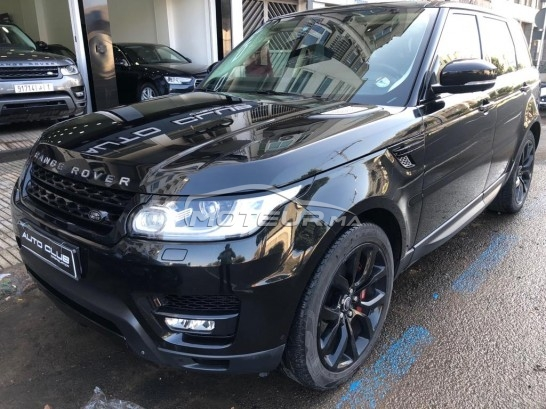 LAND-ROVER Range rover occasion 639336