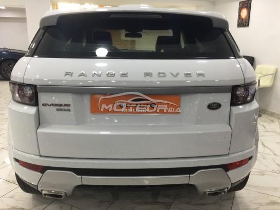 land rover range rover evoque 2015 diesel 149852 occasion casablanca maroc. Black Bedroom Furniture Sets. Home Design Ideas