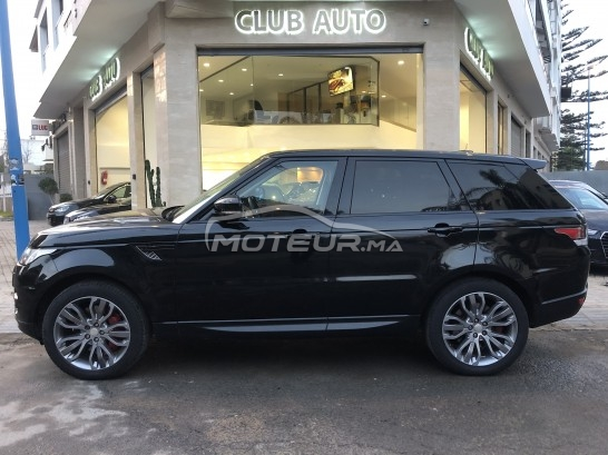 LAND-ROVER Range rover sport Dynamique occasion 655084