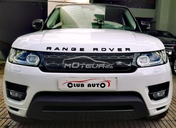 Voiture au Maroc LAND-ROVER Range rover sport Autobiography - 186655