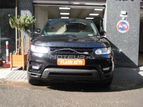 LAND-ROVER Range rover sport Hse dynamique occasion