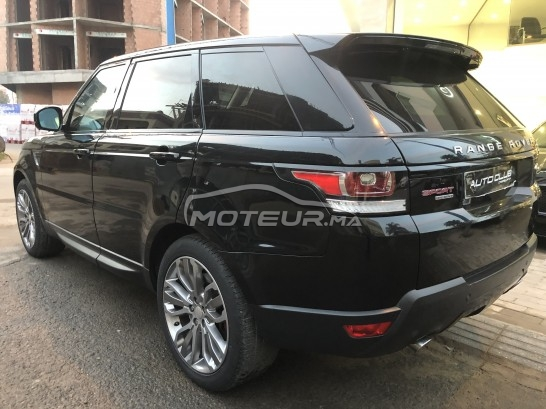 LAND-ROVER Range rover sport Dynamique occasion 655092