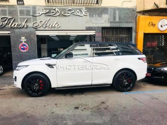 LAND-ROVER Range rover sport Hse occasion 588781