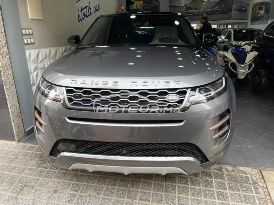 Voiture Land rover Range rover evoque 2021 à casablanca  Diesel  - 9 chevaux
