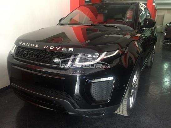 land rover range rover evoque dynamqiue 2017 diesel 145604 occasion casablanca maroc. Black Bedroom Furniture Sets. Home Design Ideas