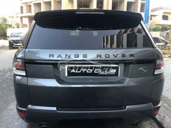 LAND-ROVER Range rover sport Dynamique occasion 711628