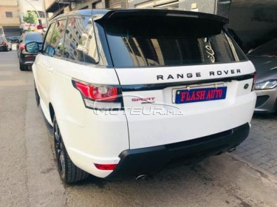 LAND-ROVER Range rover sport Hse occasion 588777