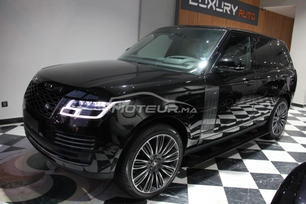 LAND-ROVER Range rover Autobiography occasion