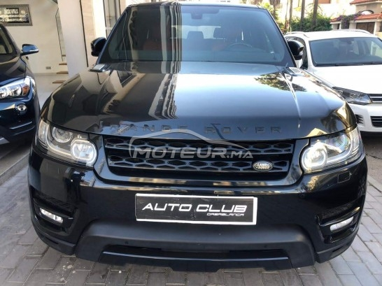 LAND-ROVER Range rover sport Dynamique occasion