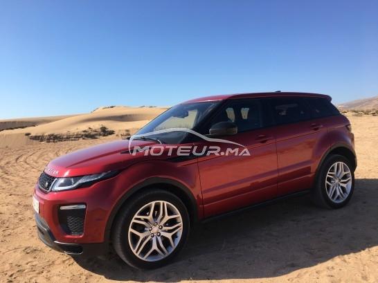 Voiture Land rover Range rover evoque 2018 à agadir  Diesel  - 8 chevaux