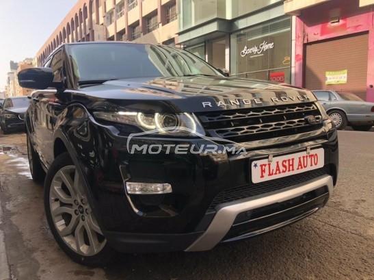 سيارة في المغرب LAND-ROVER Range rover evoque Dynamique - 361976