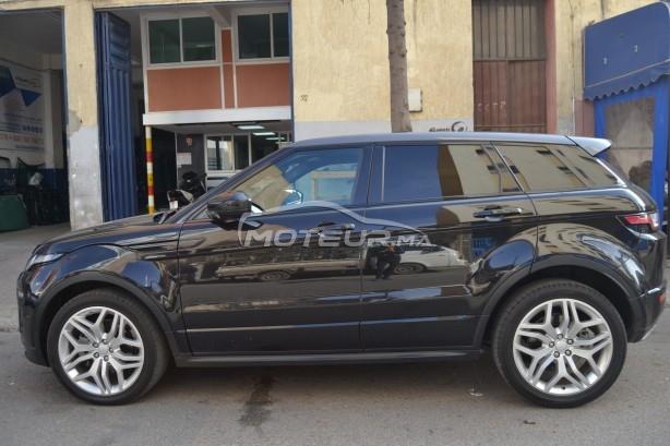 سيارة في المغرب LAND-ROVER Range rover evoque Hse td4 - 259144