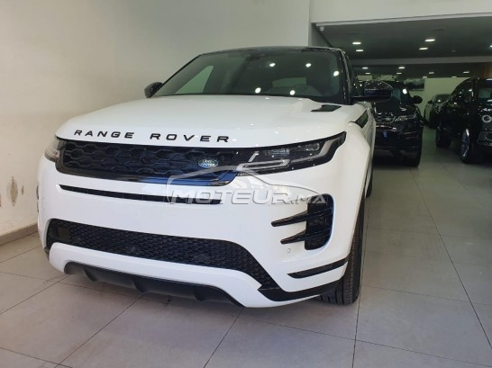 LAND-ROVER Range rover evoque R-dynamic 240 ch occasion