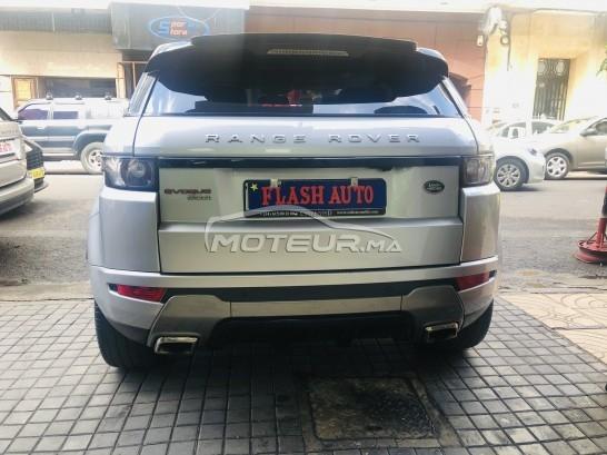 Voiture au Maroc LAND-ROVER Range rover evoque - 278714