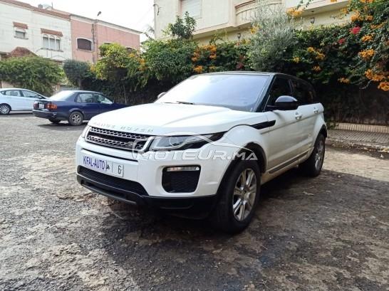 سيارة في المغرب LAND-ROVER Range rover evoque 2.2 prestige - 297956