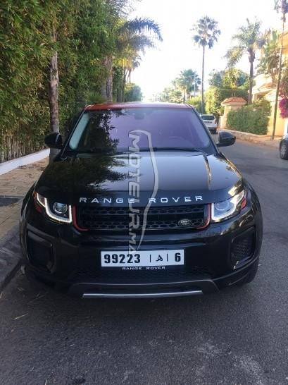 Voiture Land rover Range rover evoque 2017 à casablanca  Diesel  - 8 chevaux
