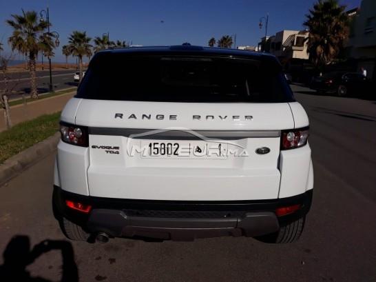سيارة في المغرب LAND-ROVER Range rover evoque - 258518