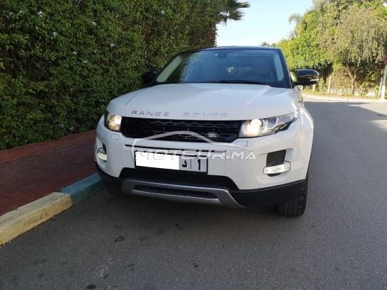 سيارة في المغرب LAND-ROVER Range rover evoque Black edition - 305455