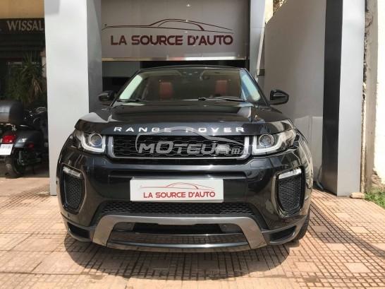 Voiture au Maroc LAND-ROVER Range rover evoque Dynamique - 211938