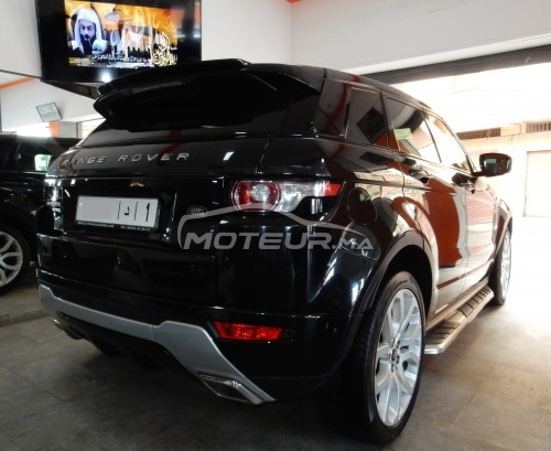 LAND-ROVER Range rover evoque Dynamic plus occasion 615536