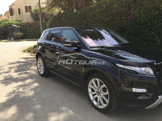 photo land rover range rover evoque si4 dynamic plus 240 ch 2012 160386 315827 casablanca. Black Bedroom Furniture Sets. Home Design Ideas