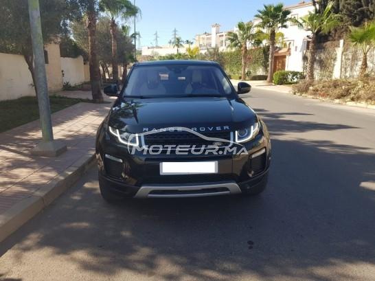 Voiture au Maroc LAND-ROVER Range rover evoque - 309812