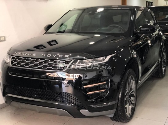 LAND-ROVER Range rover evoque Pack r-dynamic 240 ch مستعملة