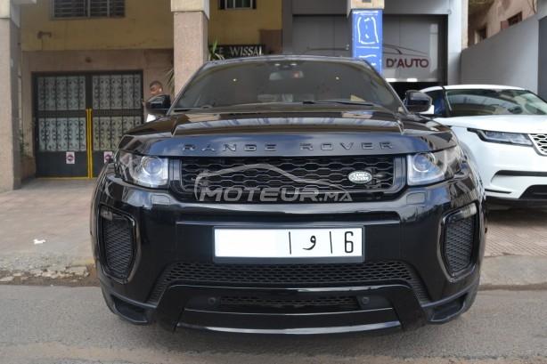 سيارة في المغرب LAND-ROVER Range rover evoque - 268927