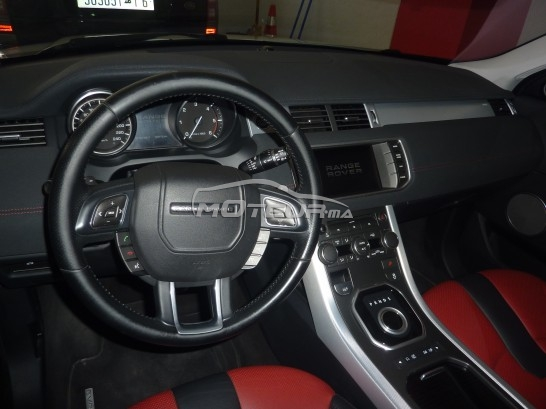 photo land rover range rover evoque sd4 dynamique 190 ch 2012 166465 337077 casablanca. Black Bedroom Furniture Sets. Home Design Ideas