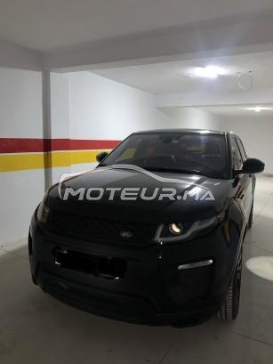 Voiture Land rover Range rover evoque 2018 à casablanca  Diesel  - 8 chevaux