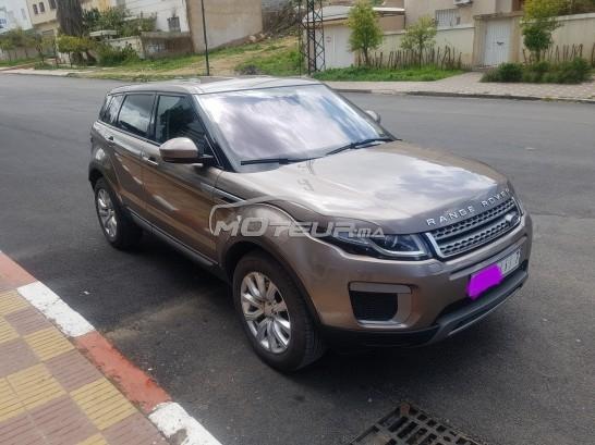 Land Rover Range Rover Evoque Occasion Maroc Annonces