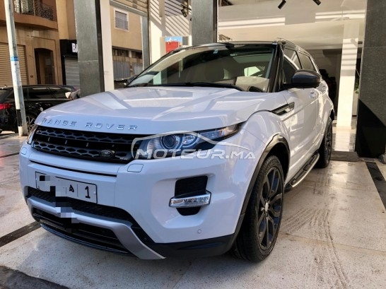 LAND-ROVER Range rover evoque Dynamic sd4 occasion