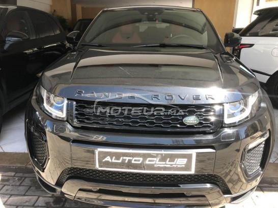 Voiture au Maroc LAND-ROVER Range rover evoque - 275799