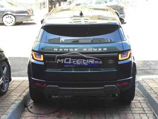 Voiture au Maroc LAND-ROVER Range rover evoque - 160890